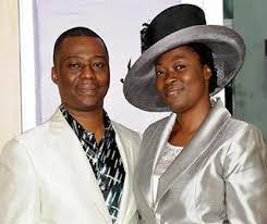 Pastor And Pastor (Mrs) D K Olukoya