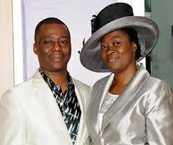 Pastor And Pastor (Mrs) D K Olukoya