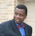 Pastor E A Adeboye. RCCG. Daddy G O