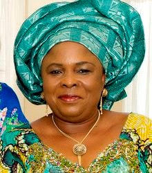 First Lady, Dame Patience Jonathan Calls On All Nigerian Women To Show Support To The Incoming First Lady, Mrs Aisha Buhari