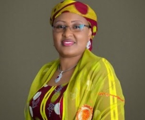 Wife of President Goodluck Jonathan, Patience, today congratulated Hajia Aisha Buhari, wife of the President-elect on her husband's victory during the Saturday's presidential election