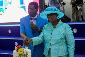 Pictures and photos from Pastor (Mrs) Foluke Adeboye, Pastor E A Adeboye's wife's 67th birthday celebration