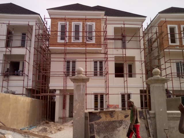 Buy Your House in Lekki Phase 1, Nigeria West Africa. Asking Price N90 Million Call: Emeka +2348037716933 Email: bummyla@gmail.com
