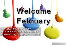 Welcome To The Fabulous Month Of February!