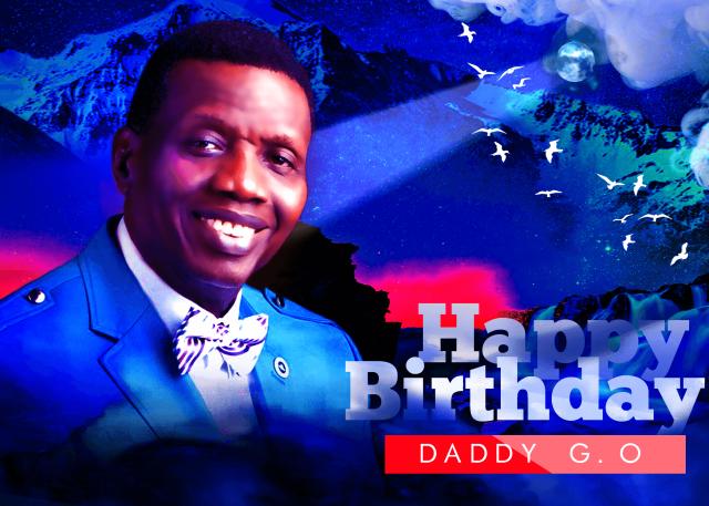 Pastor E A Adeboye At 75! Happy Birthday Pastor Enoch Adeboye! God Bless You Sir!